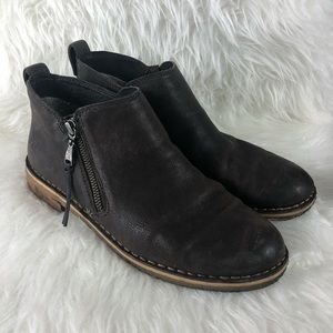 UGG Clementine Genuine Shearling Lined Ankle Boots